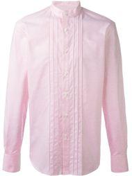 рубашка с воротником-стойкой Ermanno Scervino