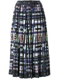 плиссированная юбка 'Zahara' Megan Park