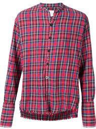 клетчатая рубашка  'Scotch' Greg Lauren