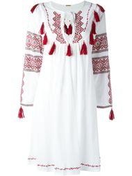 платье с вышивкой 'Marhaba'  Dodo Bar Or