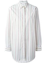 'Frankie' pinstriped shirt Wood Wood