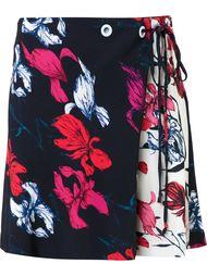 мини-юбка с цветочным принтом Thakoon