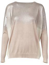 свитер с эффектом градиент  Avant Toi