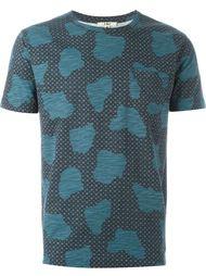 футболка с камуфляжным принтом YMC