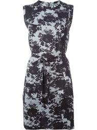 floral lace print dress  McQ Alexander McQueen