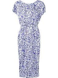 драпированное платье 'Apsara' Saloni