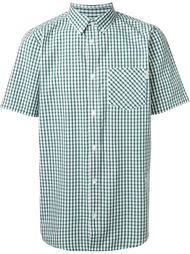 checked shortsleeved shirt Carhartt