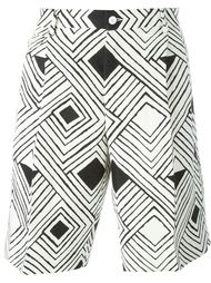 шорты с принтом Dolce & Gabbana