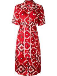 платье-рубашка с принтом  For Restless Sleepers