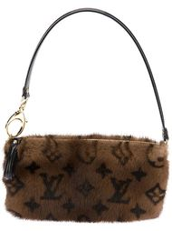 меховая сумка на плечо  Louis Vuitton Vintage