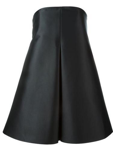платье с крупной плиссировкой  Solace