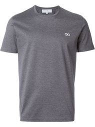 футболка с круглым вырезом Salvatore Ferragamo