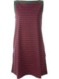 платье А-образного кроя   Sacai