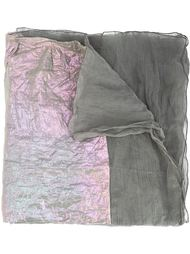 'Dust Bora' scarf Simona Tagliaferri