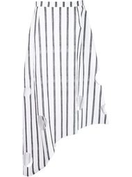 полосатая юбка с дырками Area Di Barbara Bologna