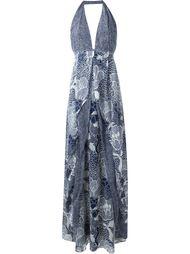 floral print maxi dress Diane Von Furstenberg