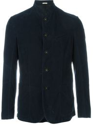 пиджак с воротником-стойкой  Massimo Alba