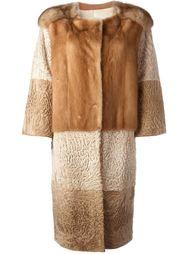 панельное пальто Liska