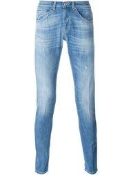 джинсы 'George' кроя слим Dondup