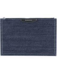 джинсовый клатч Givenchy