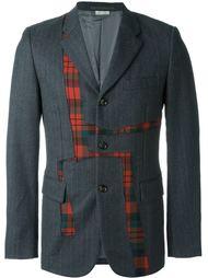 пиджак в тонкую полоску Comme Des Garçons Vintage