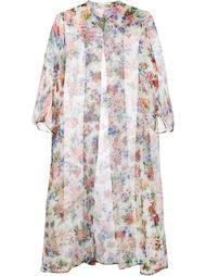 пальто с цветочным принтом 'Jessica' Emilia Wickstead
