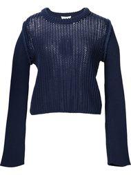 укороченный свитер 3.1 Phillip Lim