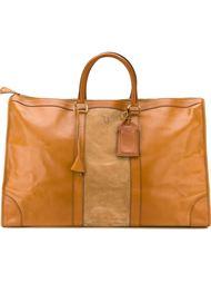 большая дорожная сумка Christian Dior Vintage