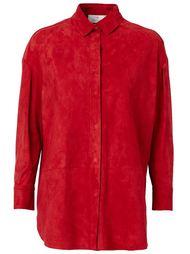 рубашка с панельным дизайном  Maison Ullens