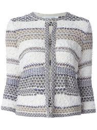 твидовый пиджак Diane Von Furstenberg