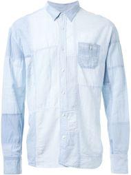 лоскутная рубашка  Longjourney