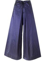 широкие брюки Daniela Gregis