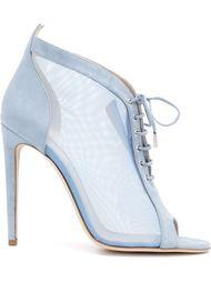 туфли 'Lobelia' на шнуровке с прозрачными панелями  Chloe Gosselin