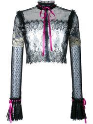 кружевная блузка  DressCamp