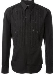 плиссированная рубашка  Givenchy