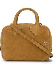 small top zip bag Courrèges