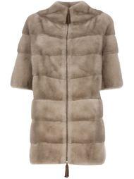 меховое пальто Liska