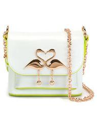 маленькая сумка с фламинго Sophia Webster
