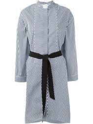 полосатое платье-рубашка Maison Rabih Kayrouz