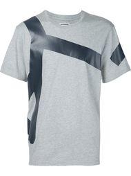 футболка 'Straps Print'  Wooyoungmi