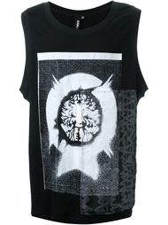 patch tank top Liam Hodges
