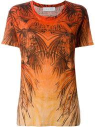 футболка с принтом пальм Iro