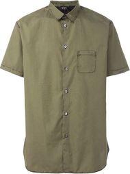 футболка с нагрудным карманом Nº21
