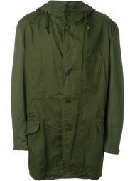 куртка с капюшоном  Yohji Yamamoto