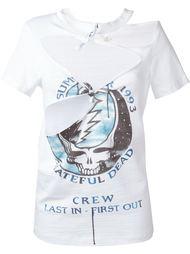 футболка с принтом Off-White