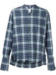 клетчатая рубашка 'The Ex' Greg Lauren