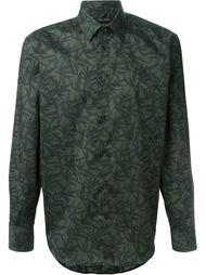 рубашка с лиственным принтом Marc Jacobs