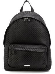 рюкзак с лазерной перфорацией Givenchy