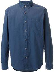 relaxed fit classic button down shirt Closed