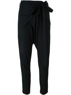 брюки с запахом Isabel Marant